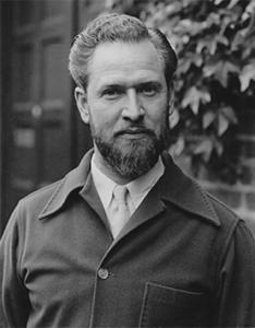 Frank Mechau Portrait